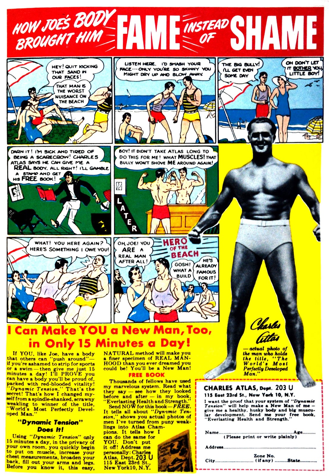 Read online Famous Funnies comic -  Issue #180 - 50