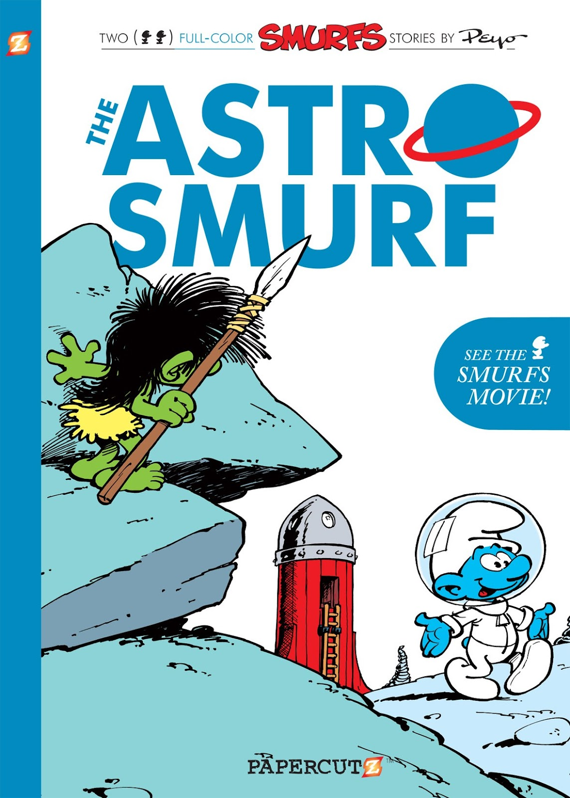 Read online The Smurfs comic -  Issue #7 - 1