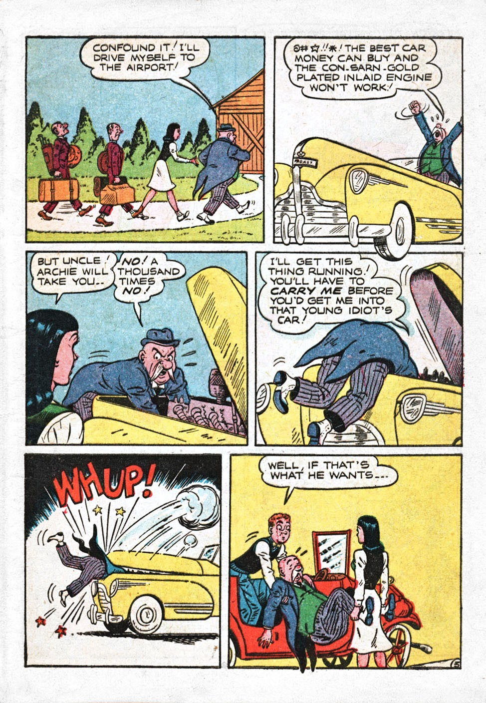 Archie Comics issue 029 - Page 5