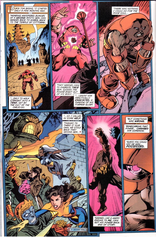 X-Men (1991) 88 Page 10