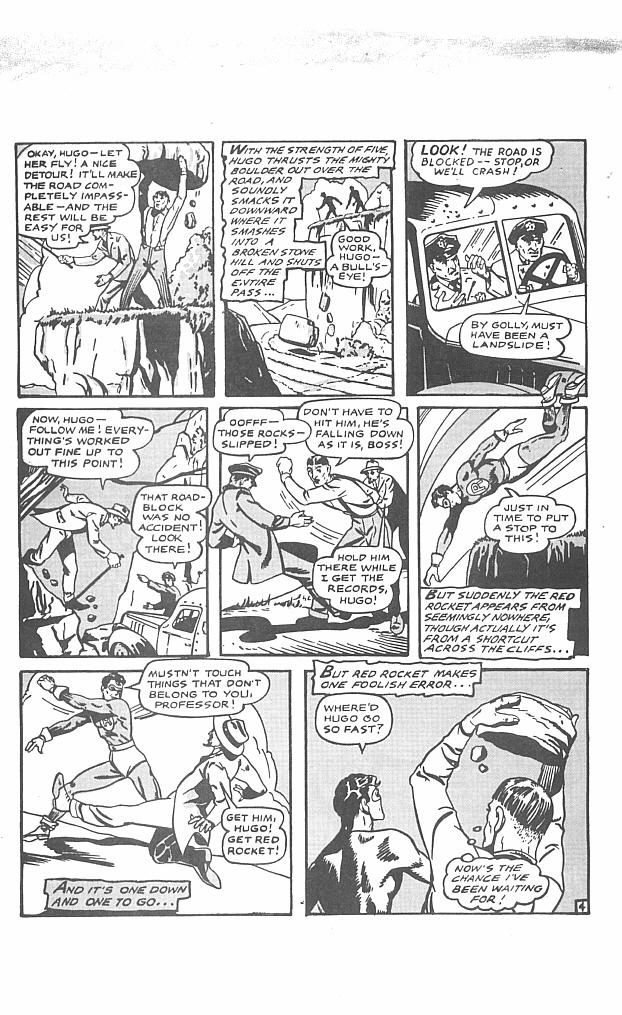 Read online Golden-Age Men of Mystery comic -  Issue #5 - 30