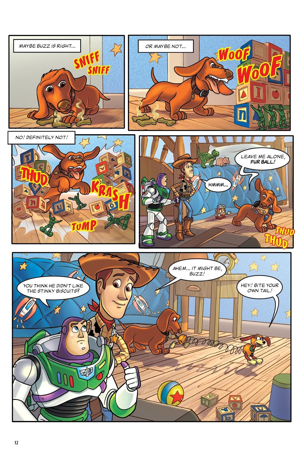 Read online DISNEY·PIXAR Toy Story Adventures comic -  Issue # TPB 1 (Part 1) - 12