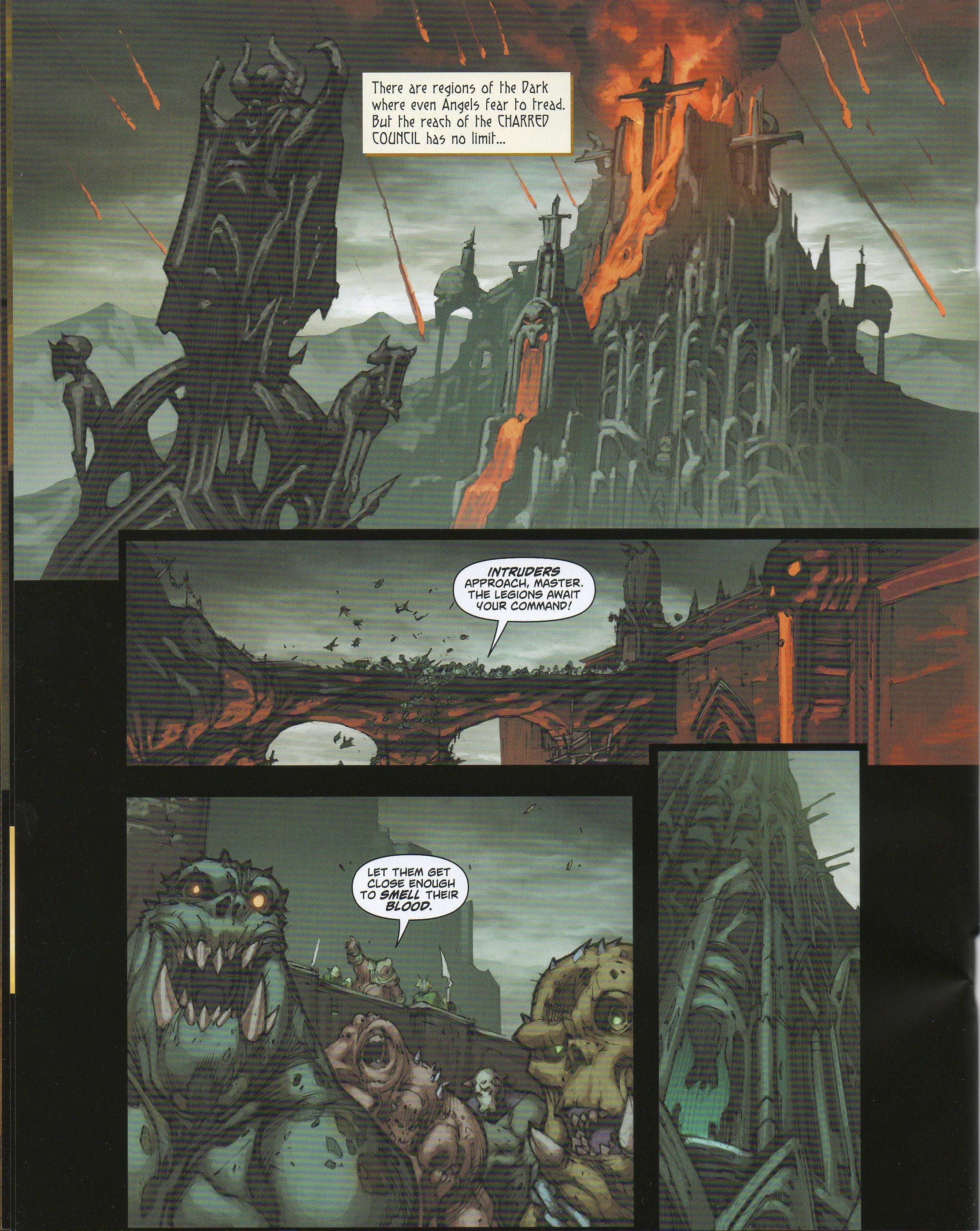 Read online Darksiders comic -  Issue # Full - 16