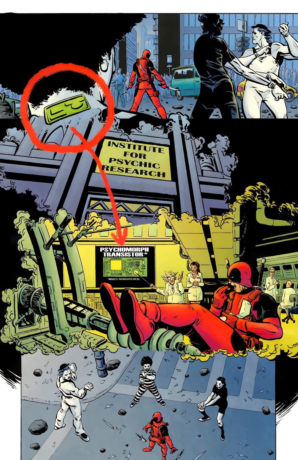 Read online Deadpool (2008) comic -  Issue #900 - 20