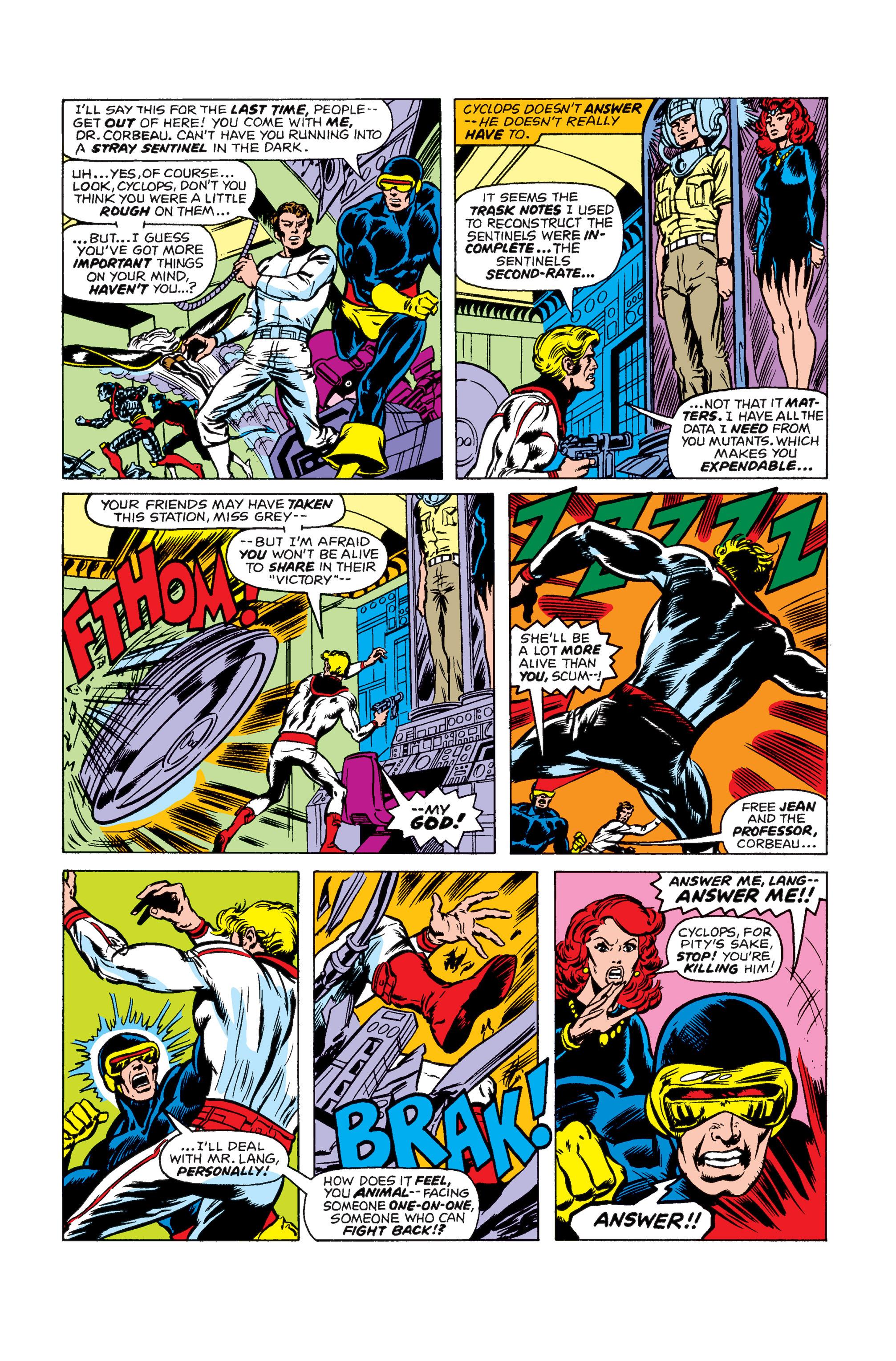 Uncanny X-Men (1963) 99 Page 15