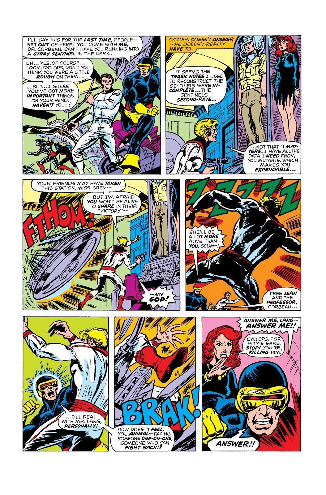 Uncanny X-Men (1963) issue 99 - Page 16