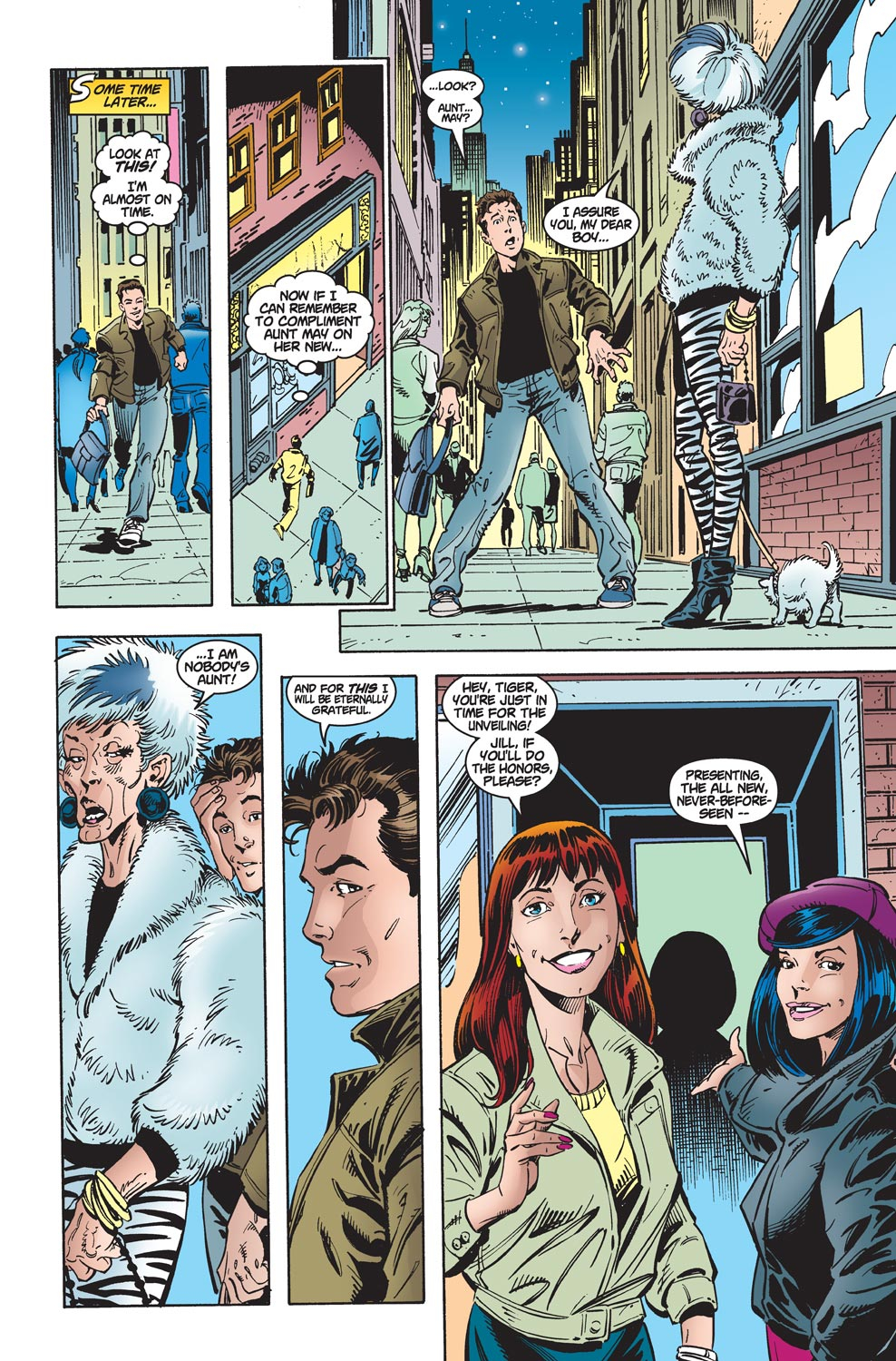 The Amazing Spider-Man (1999) 6 Page 21
