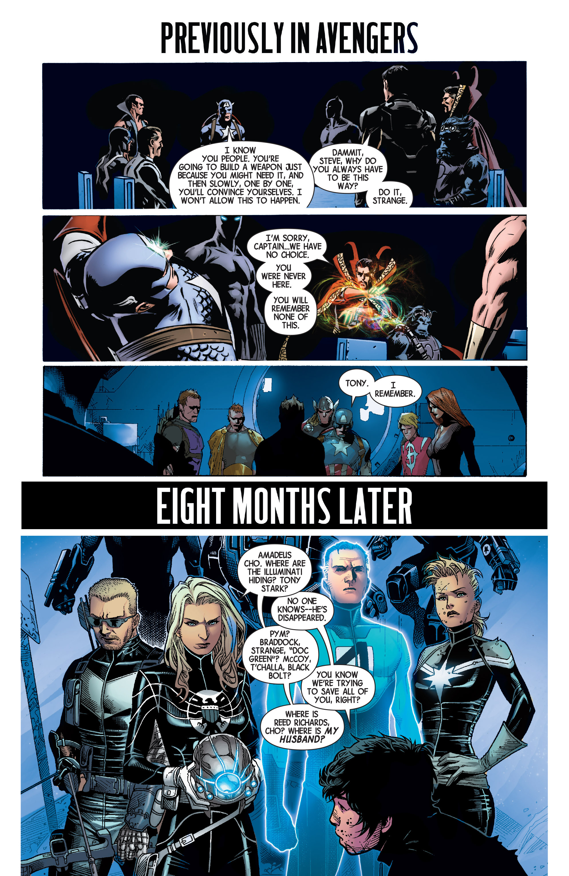 Read online Avengers (2013) comic -  Issue #37 - 2