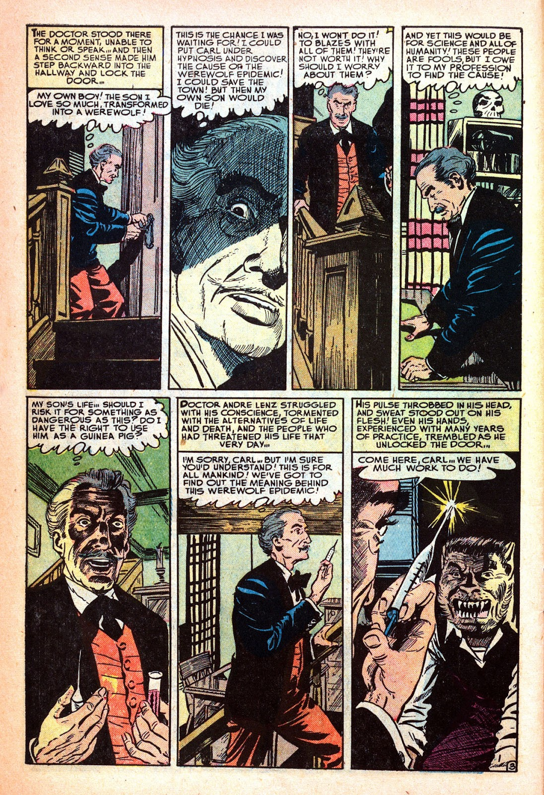 Mystic (1951) issue 32 - Page 30