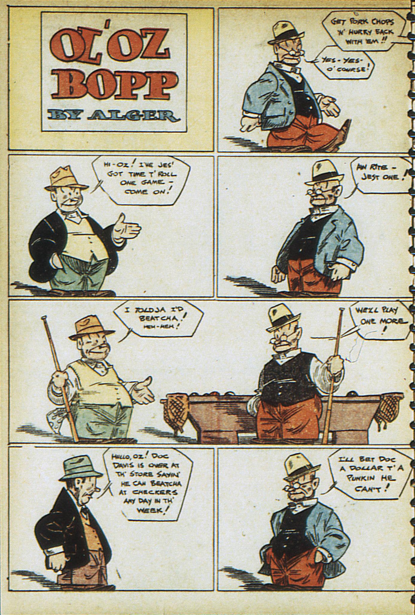 Read online Adventure Comics (1938) comic -  Issue #23 - 46