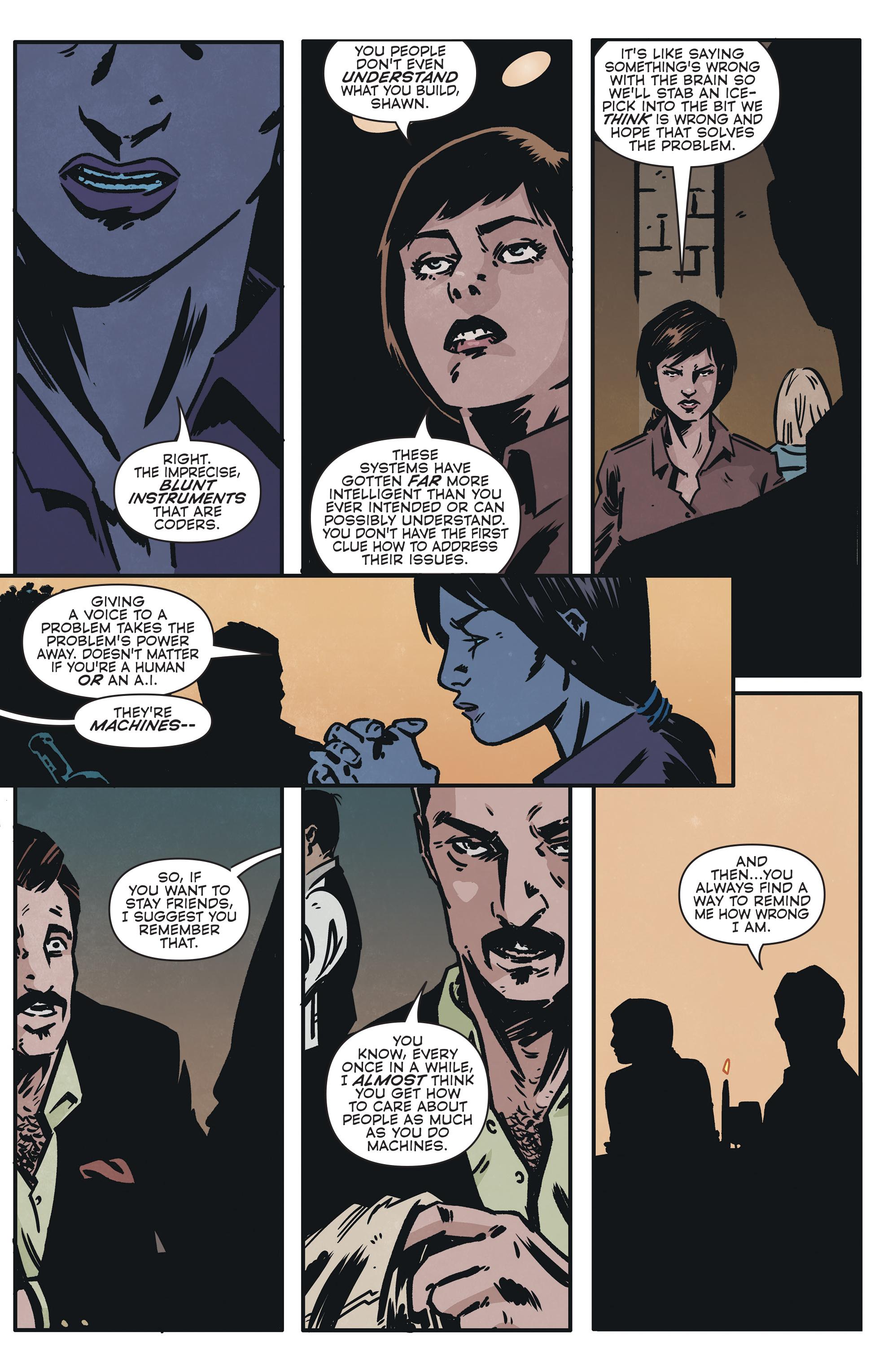 Read online Magnus comic -  Issue #1 - 15