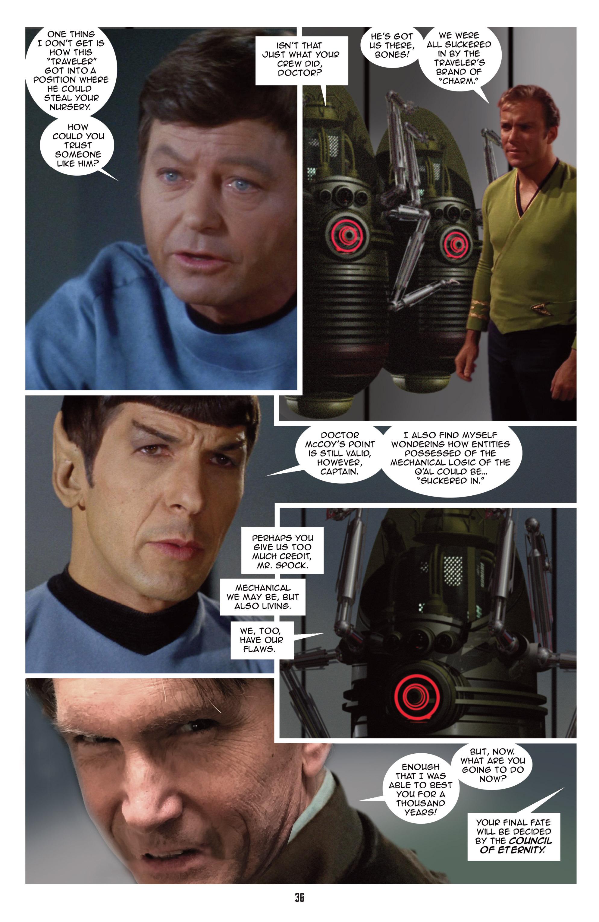 Read online Star Trek: New Visions comic -  Issue #15 - 38