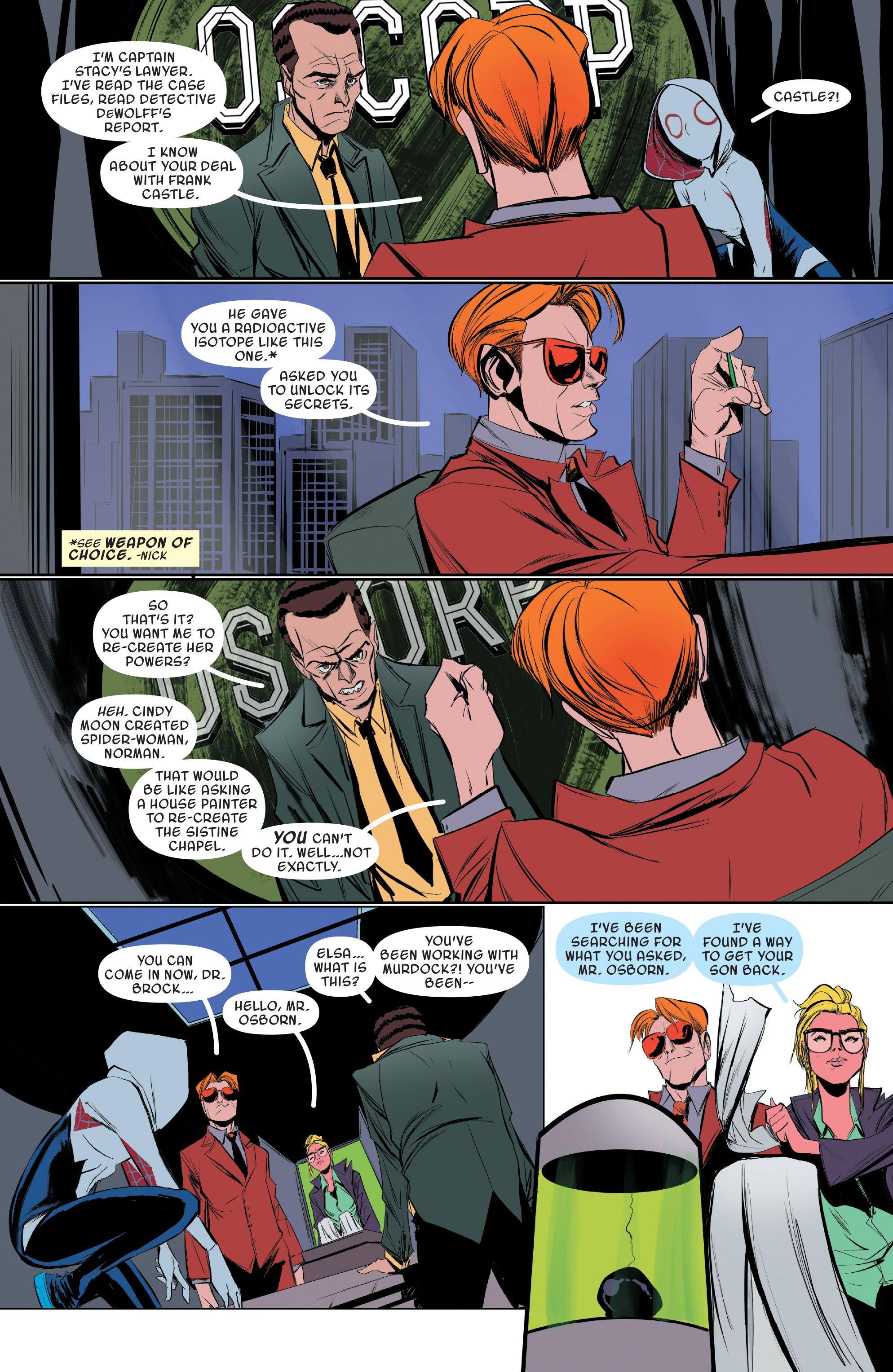 Read online Spider-Gwen [II] comic -  Issue #19 - 15
