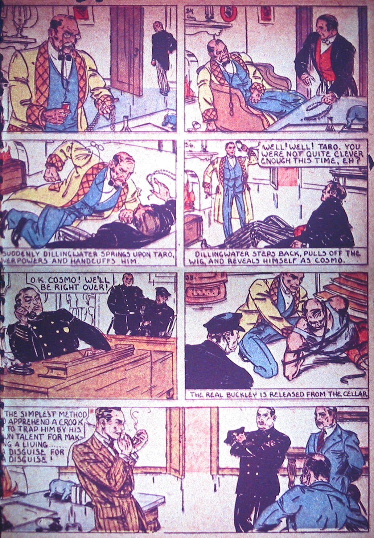 Read online Detective Comics (1937) comic -  Issue #1 - 16