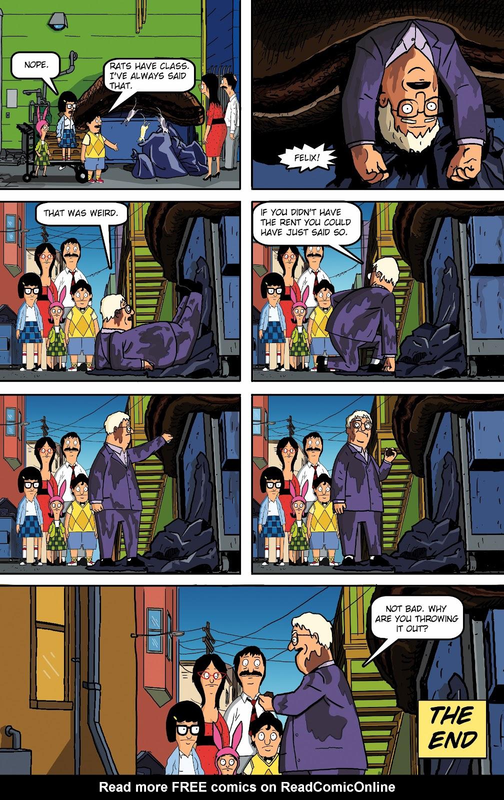 Bob's Burgers (2015) Issue #16 #16 - English 25