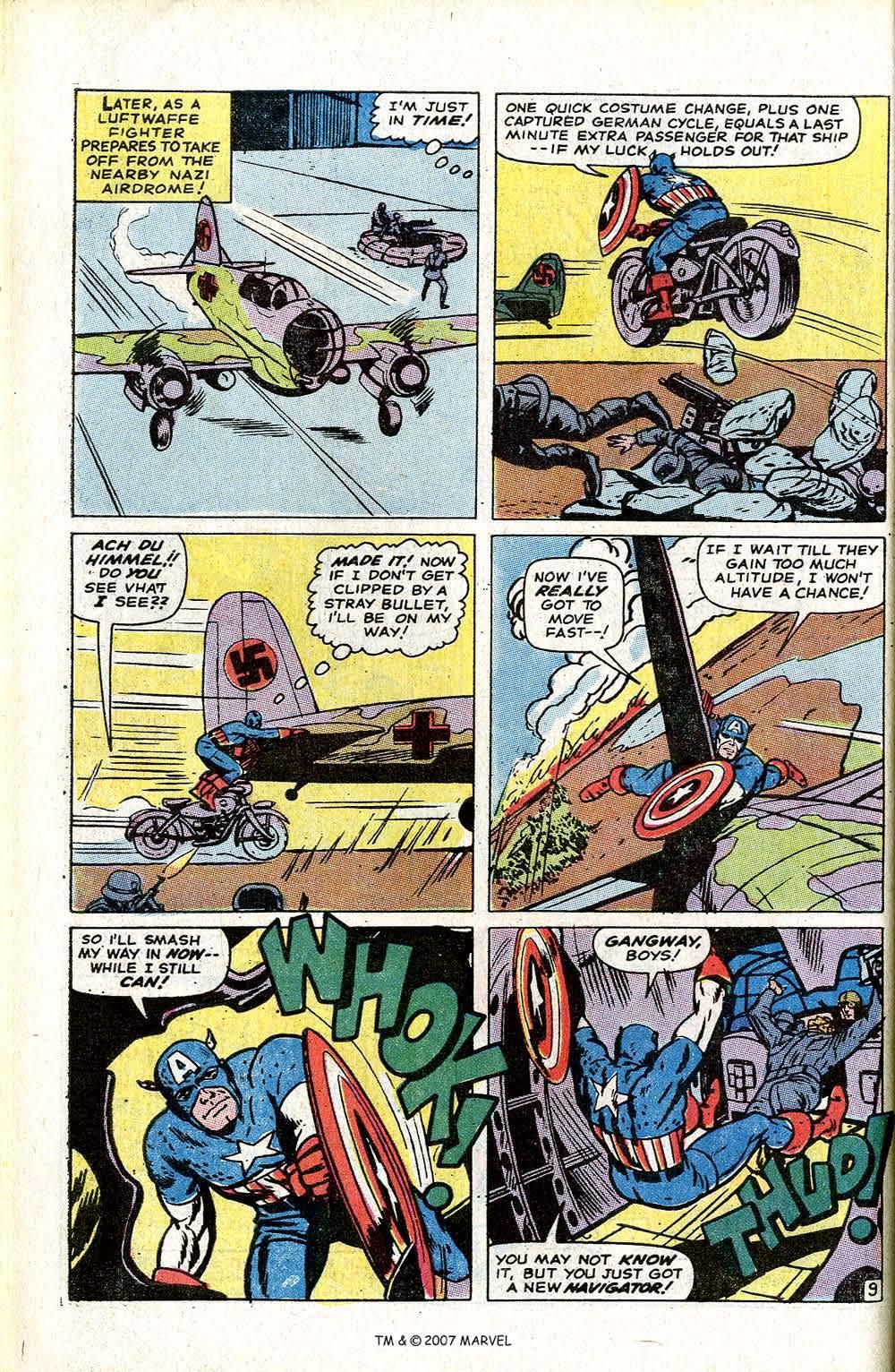 Read online Captain America (1968) comic -  Issue # _Annual 1 - 26