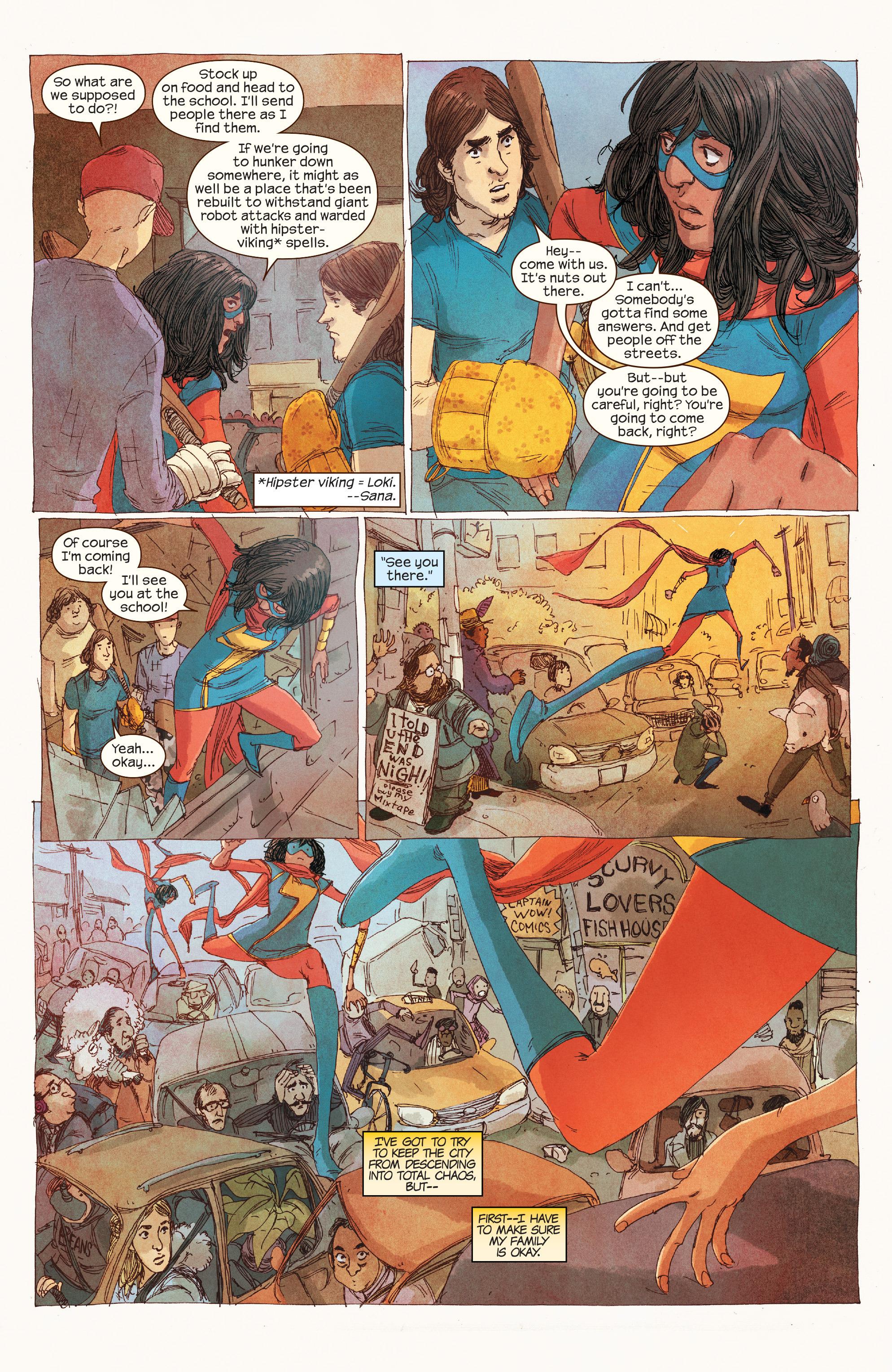 Read online Secret Wars: Last Days of the Marvel Universe comic -  Issue # TPB (Part 1) - 270