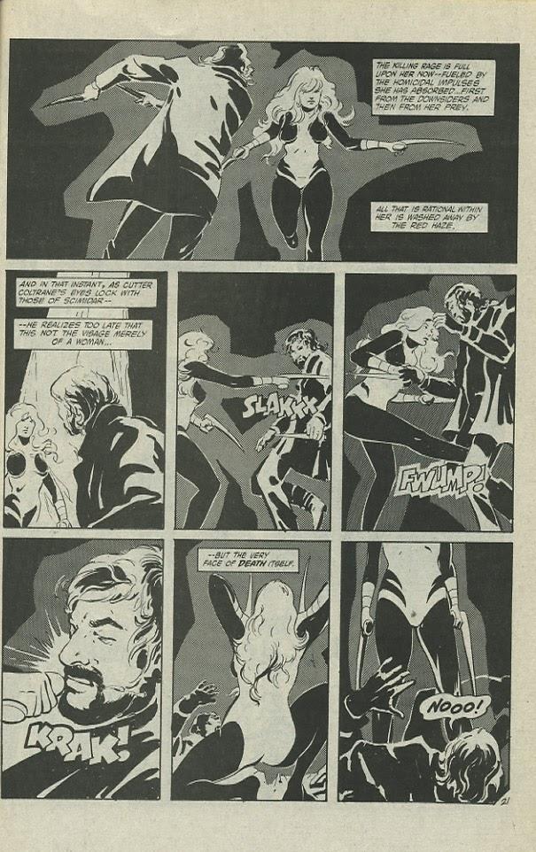 Scimidar (1988) issue 1 - Page 23