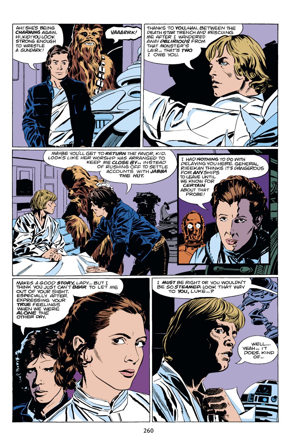 Read online Star Wars Omnibus comic -  Issue # Vol. 14 - 258
