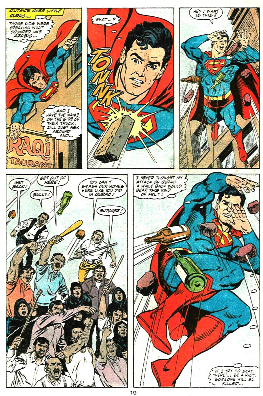Read online Adventures of Superman (1987) comic -  Issue #471 - 20