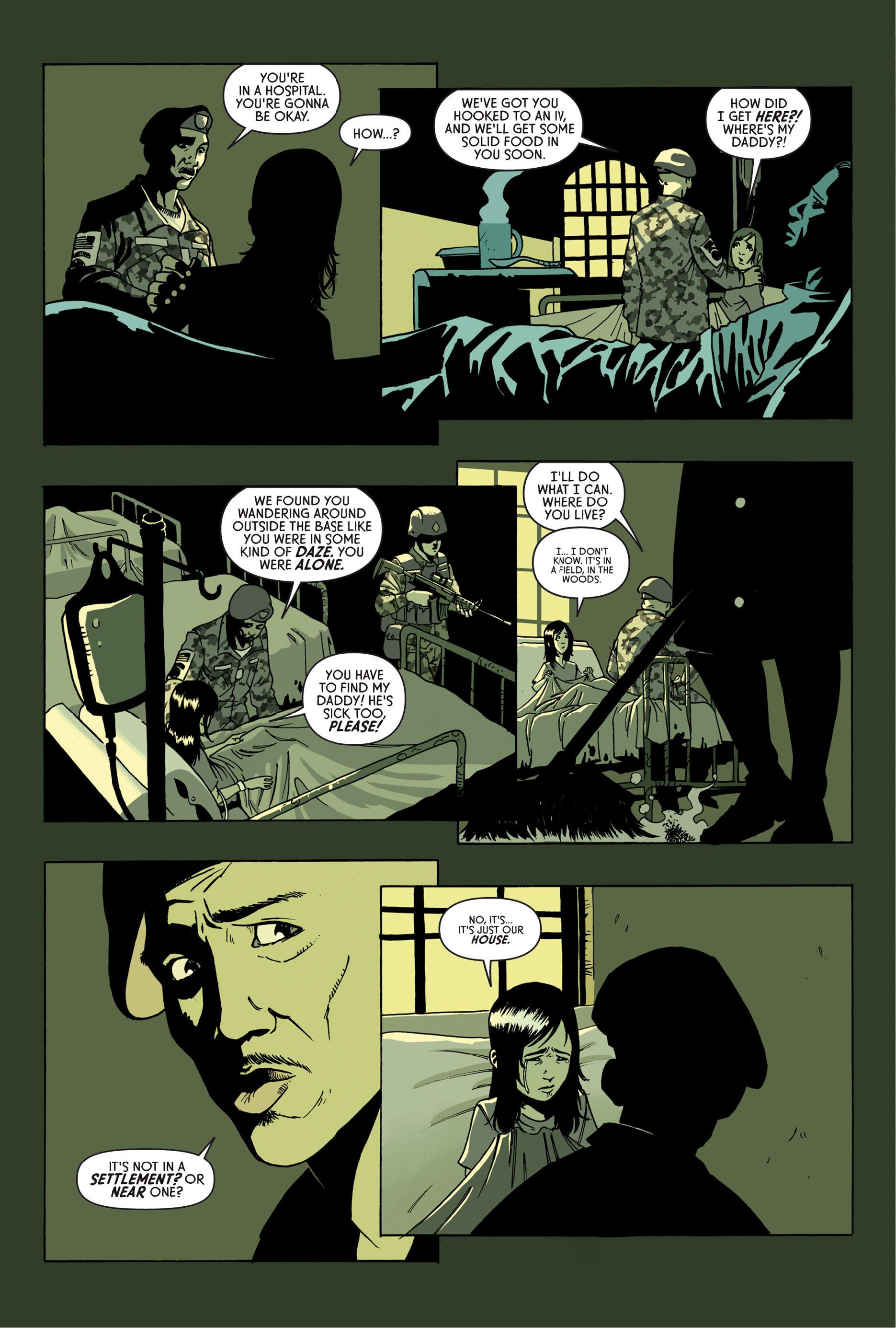 Read online Trespasser comic -  Issue #4 - 18