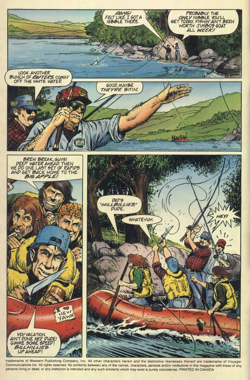 Read online Turok, Dinosaur Hunter (1993) comic -  Issue #7 - 3