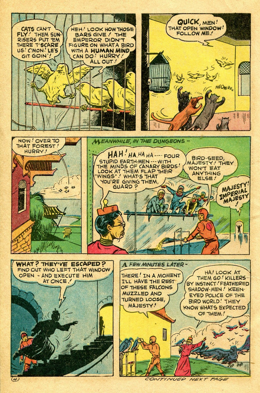 Read online Famous Funnies comic -  Issue #130 - 8