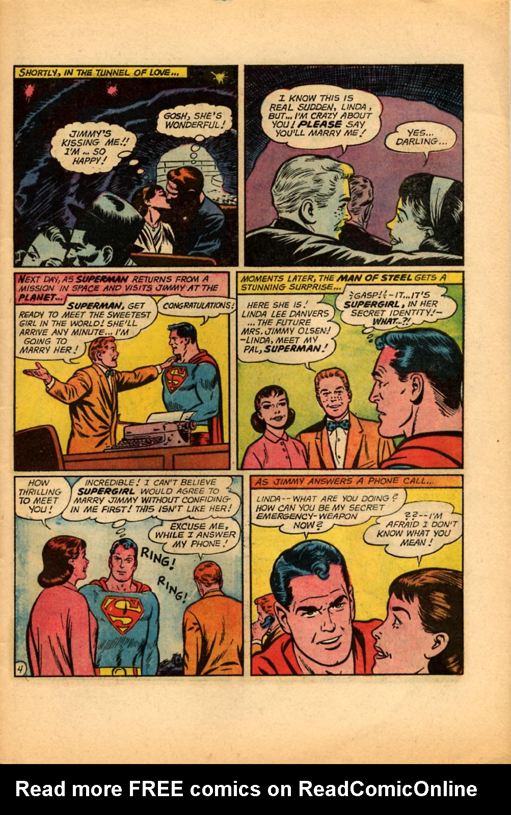 Action Comics (1938) 351 Page 26