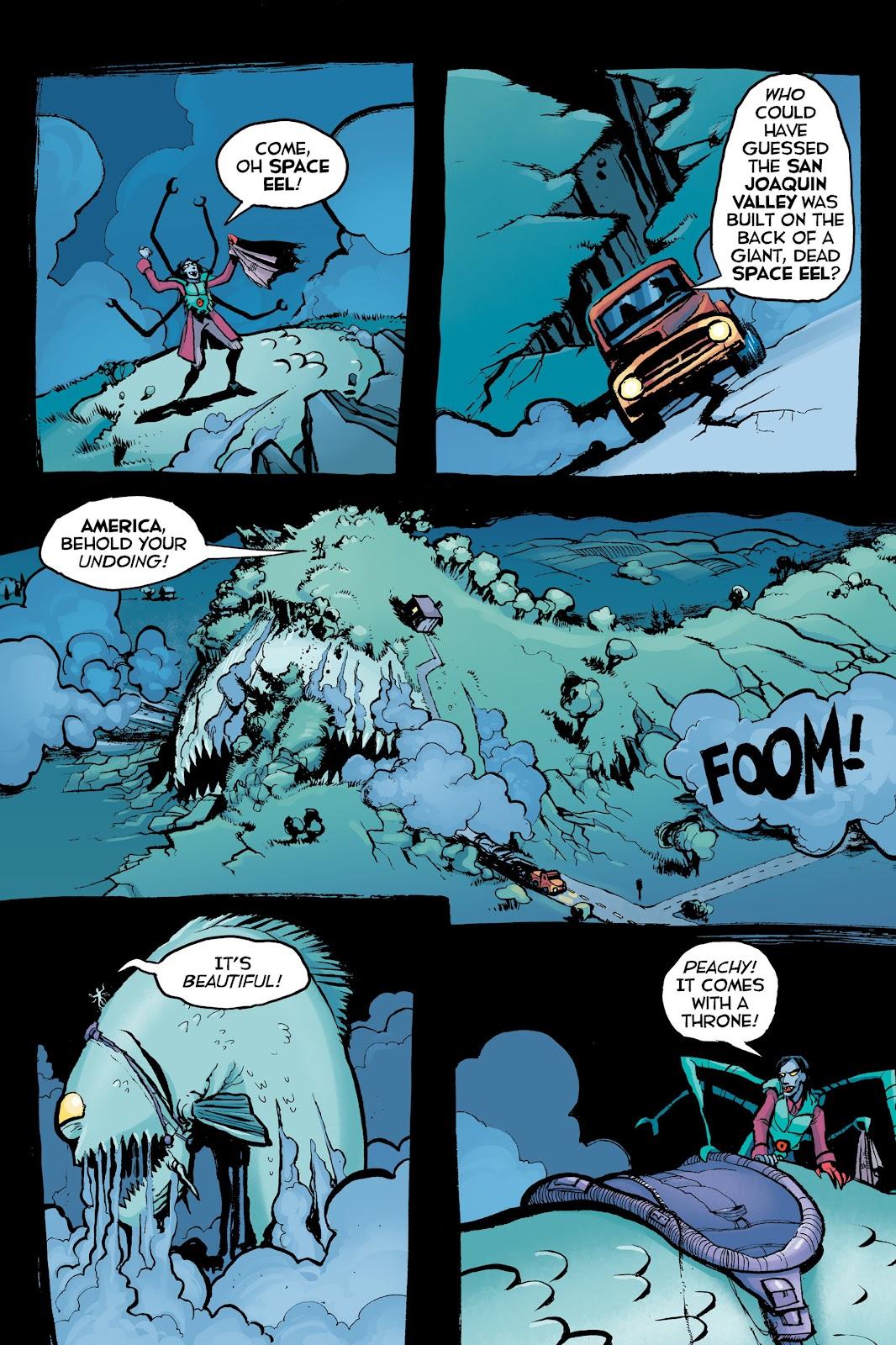 Read online Creature Tech (2019) comic -  Issue # TPB (Part 2) - 78