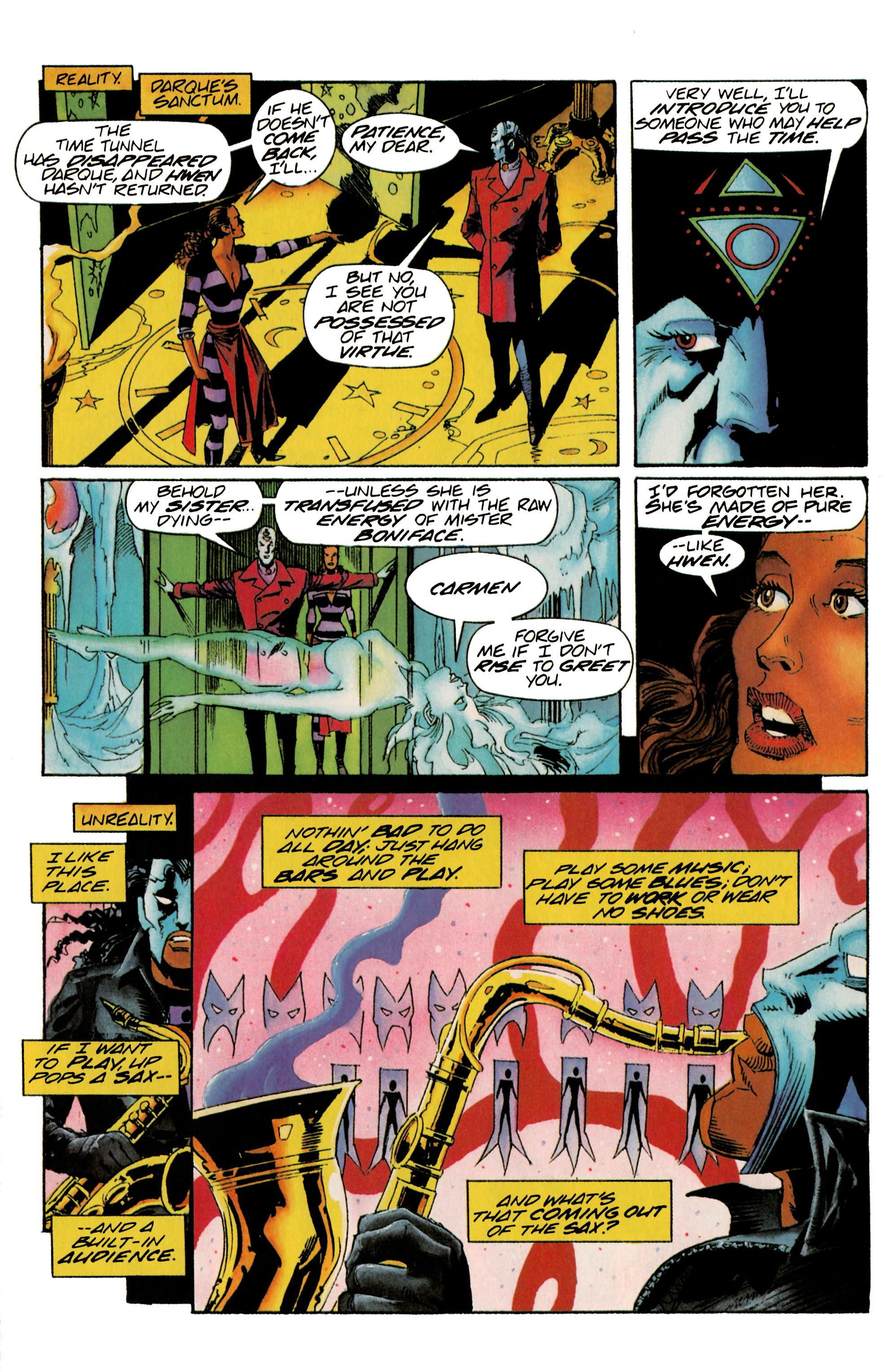 Read online Shadowman (1992) comic -  Issue #23 - 12