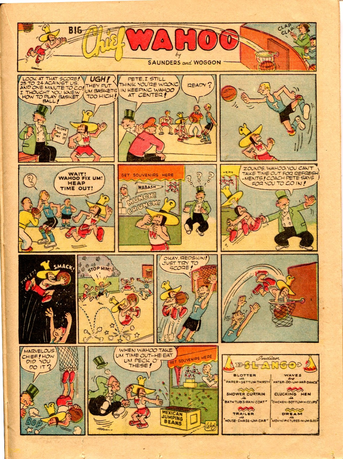 Read online Famous Funnies comic -  Issue #67 - 25
