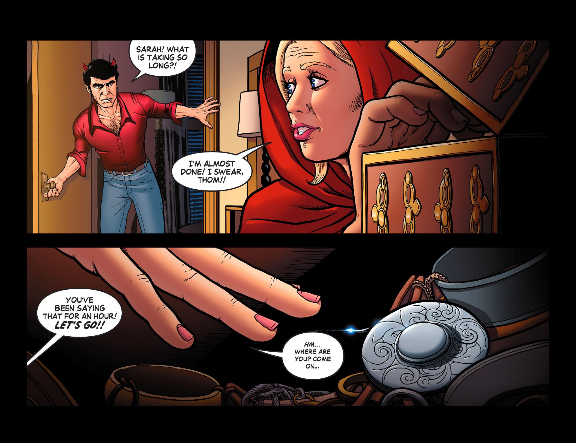 Read online Wonder Woman '77 [I] comic -  Issue #13 - 3
