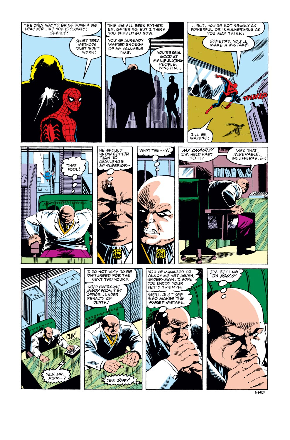 The Amazing Spider-Man (1963) 277 Page 10