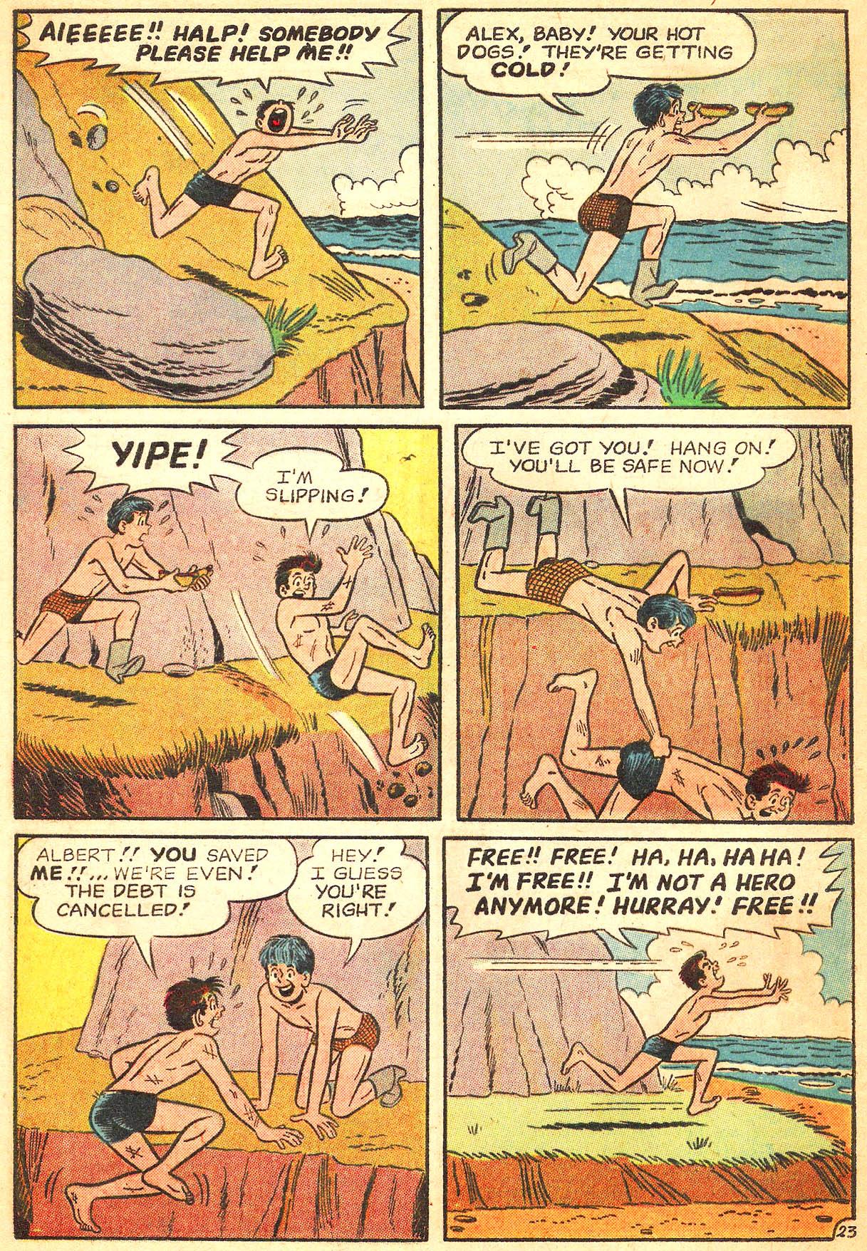 Read online She's Josie comic -  Issue #8 - 32
