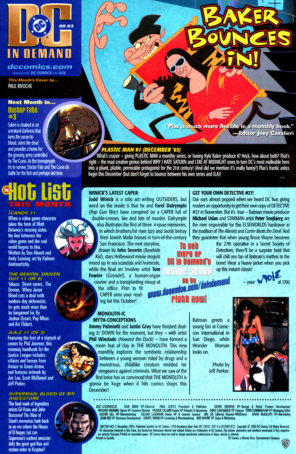 Read online Doctor Fate (2003) comic -  Issue #2 - 24