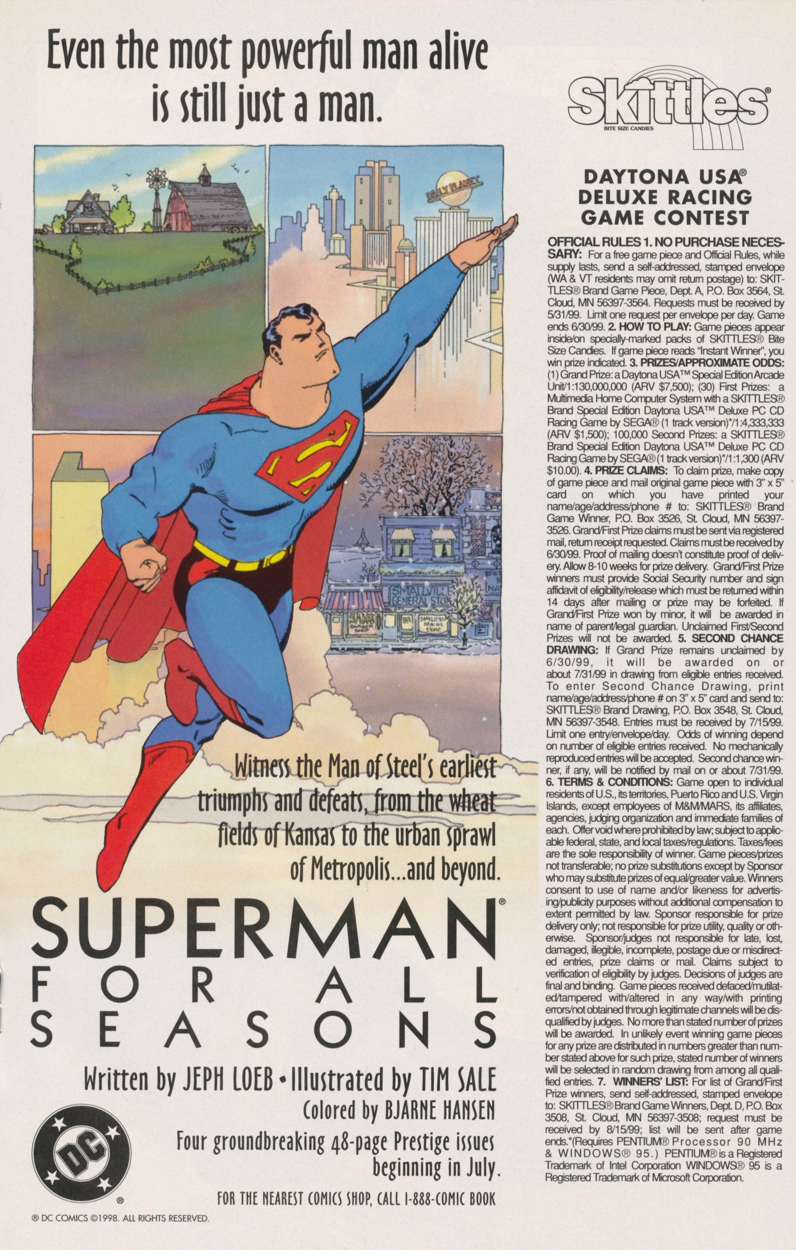 Read online Action Comics (1938) comic -  Issue #746 - 20