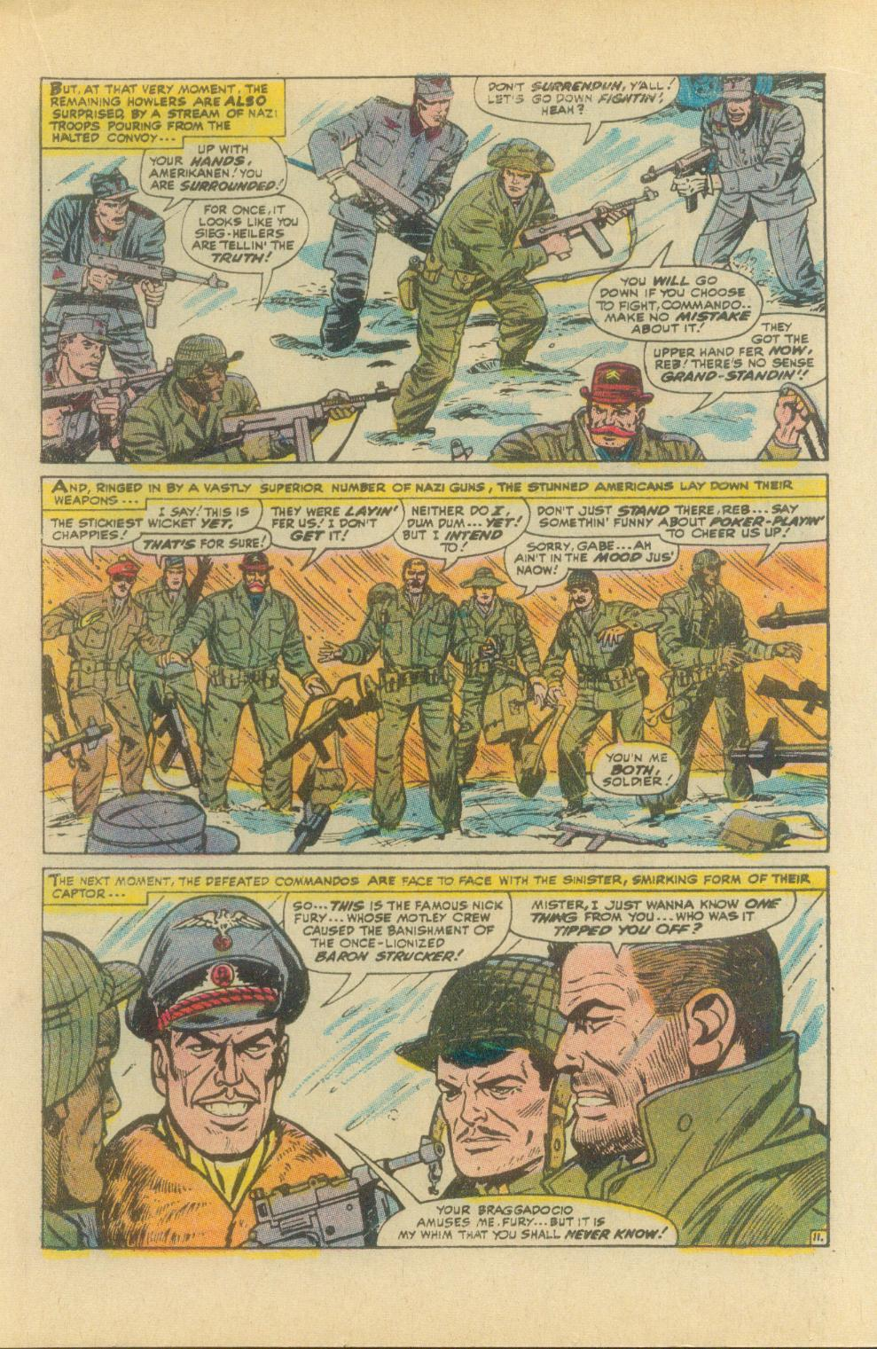 Read online Sgt. Fury comic -  Issue #93 - 17