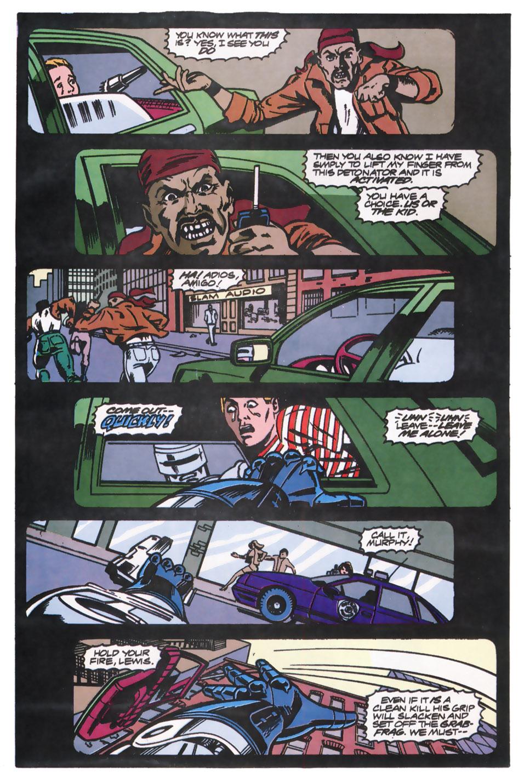 Read online Robocop (1990) comic -  Issue #12 - 9