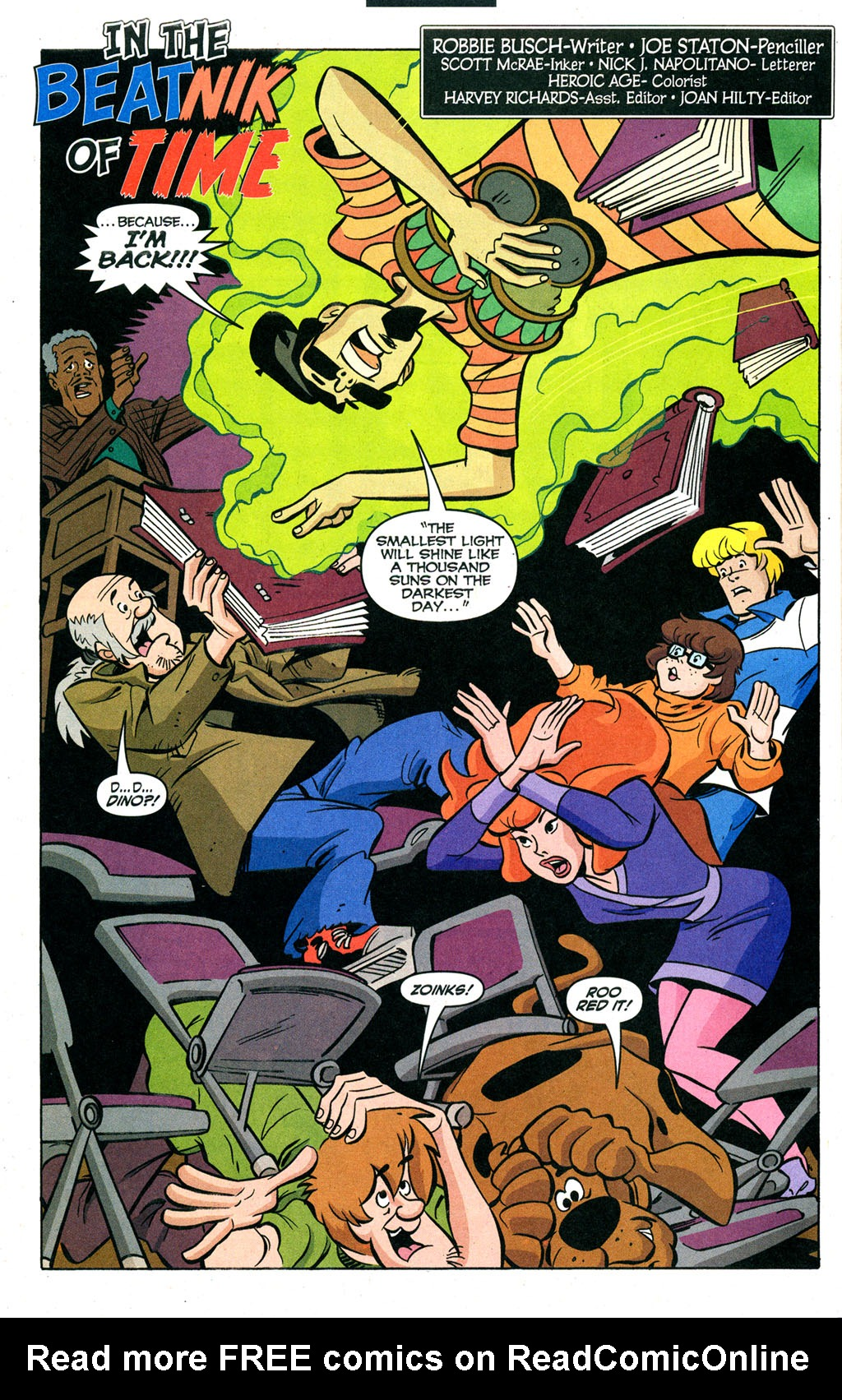 Read online Scooby-Doo (1997) comic -  Issue #89 - 3