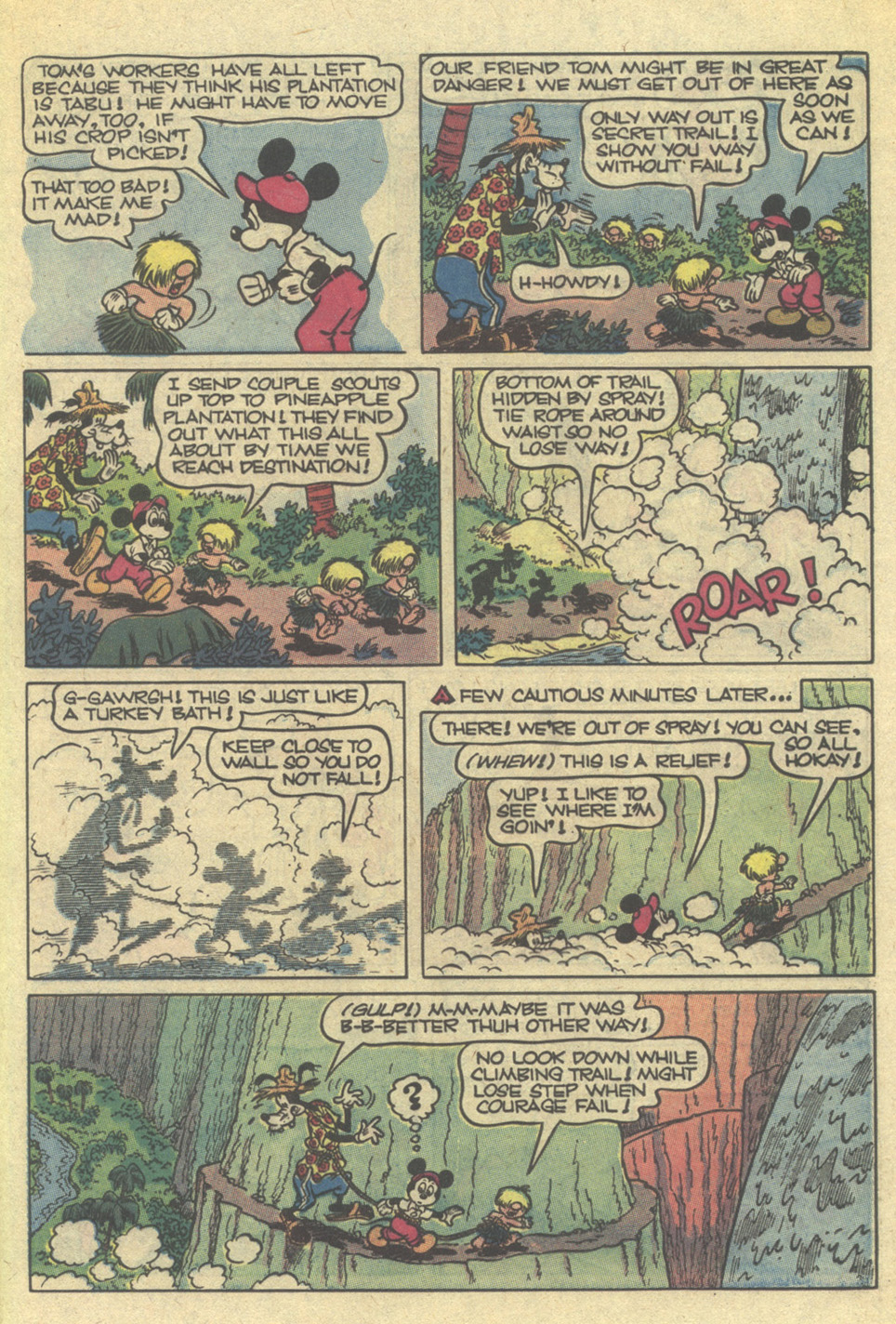 Walt Disney's Comics and Stories issue 502 - Page 29