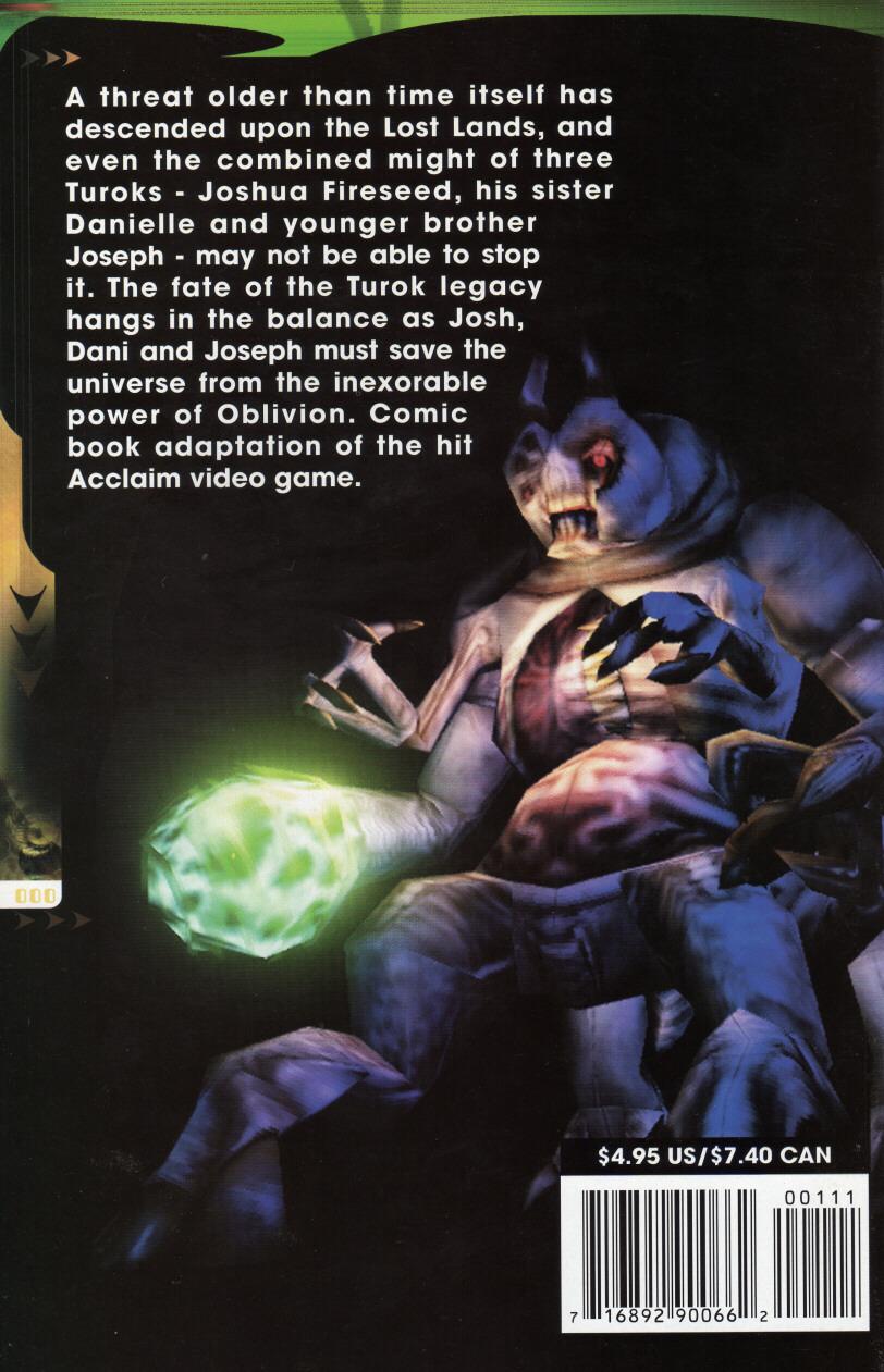 Read online Turok 3: Shadow of Oblivion comic -  Issue # Full - 48