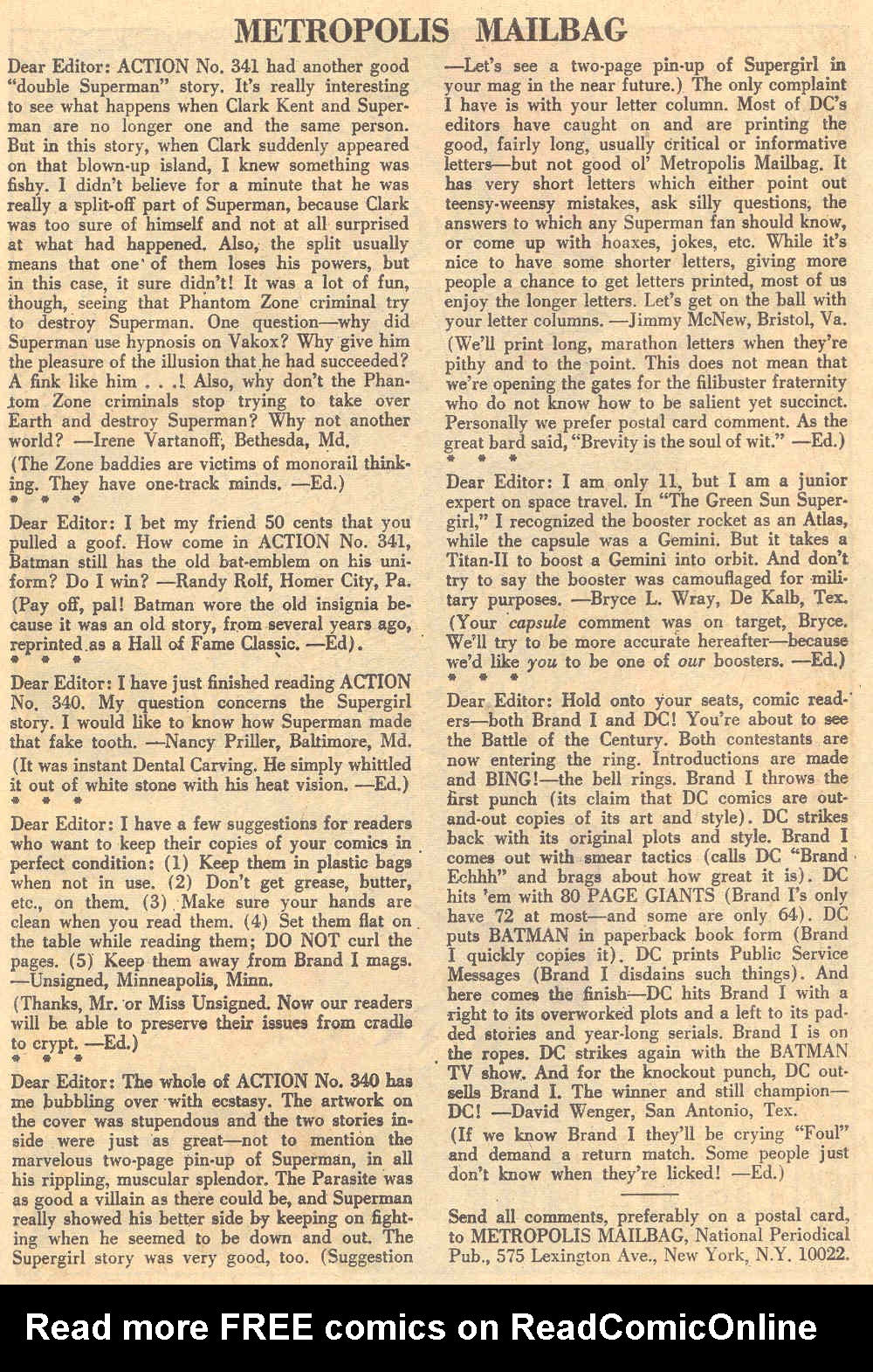 Action Comics (1938) 344 Page 32