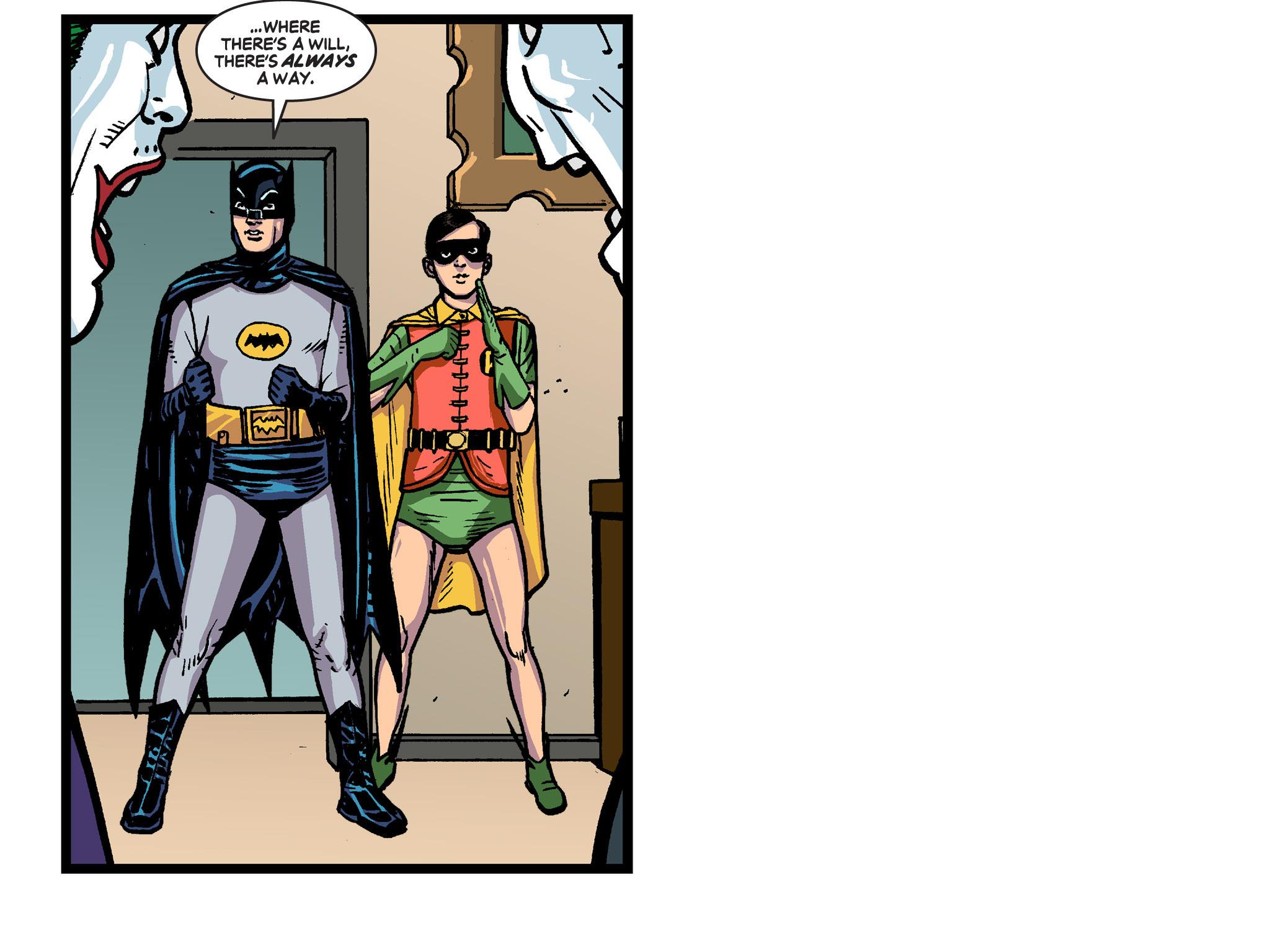 Read online Batman '66 Meets the Green Hornet [II] comic -  Issue #4 - 94