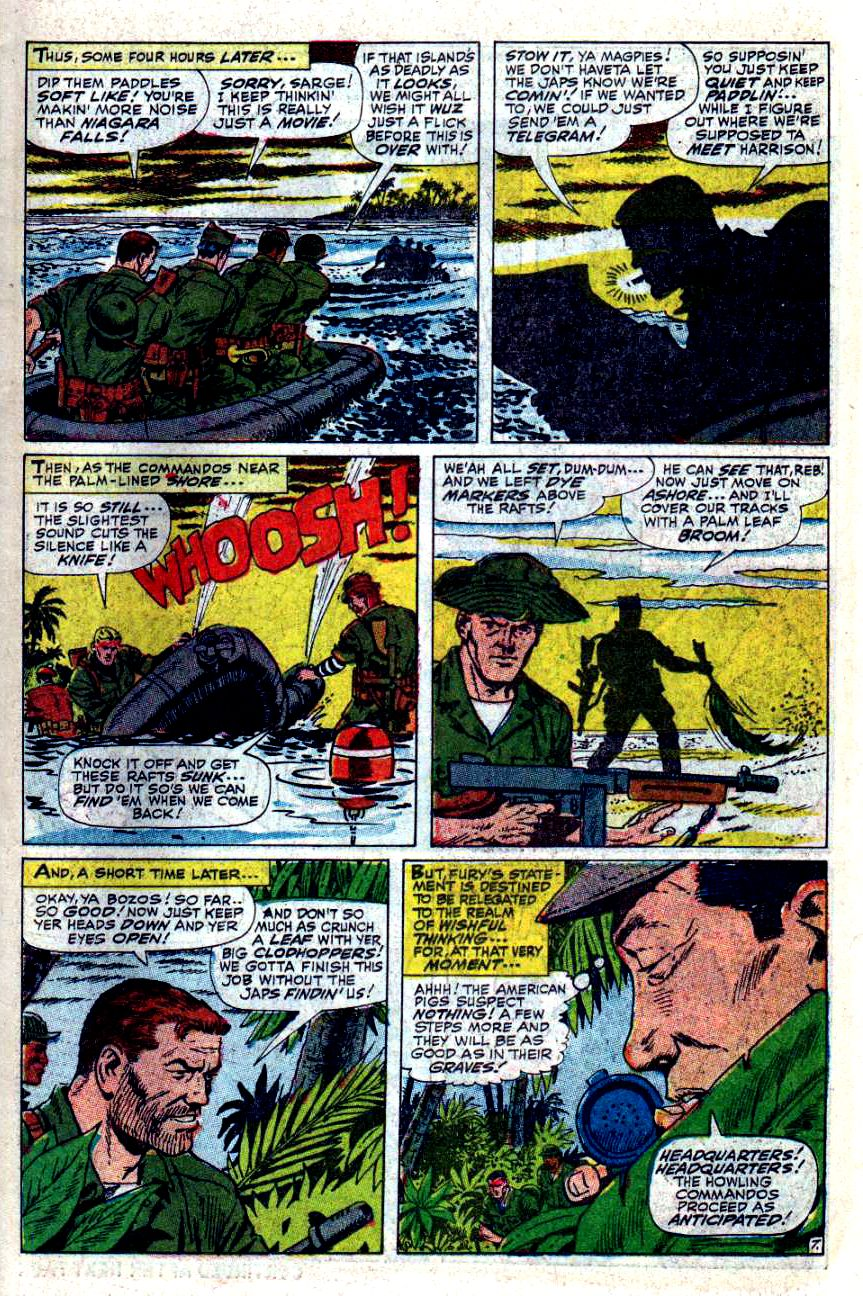 Read online Sgt. Fury comic -  Issue #49 - 11