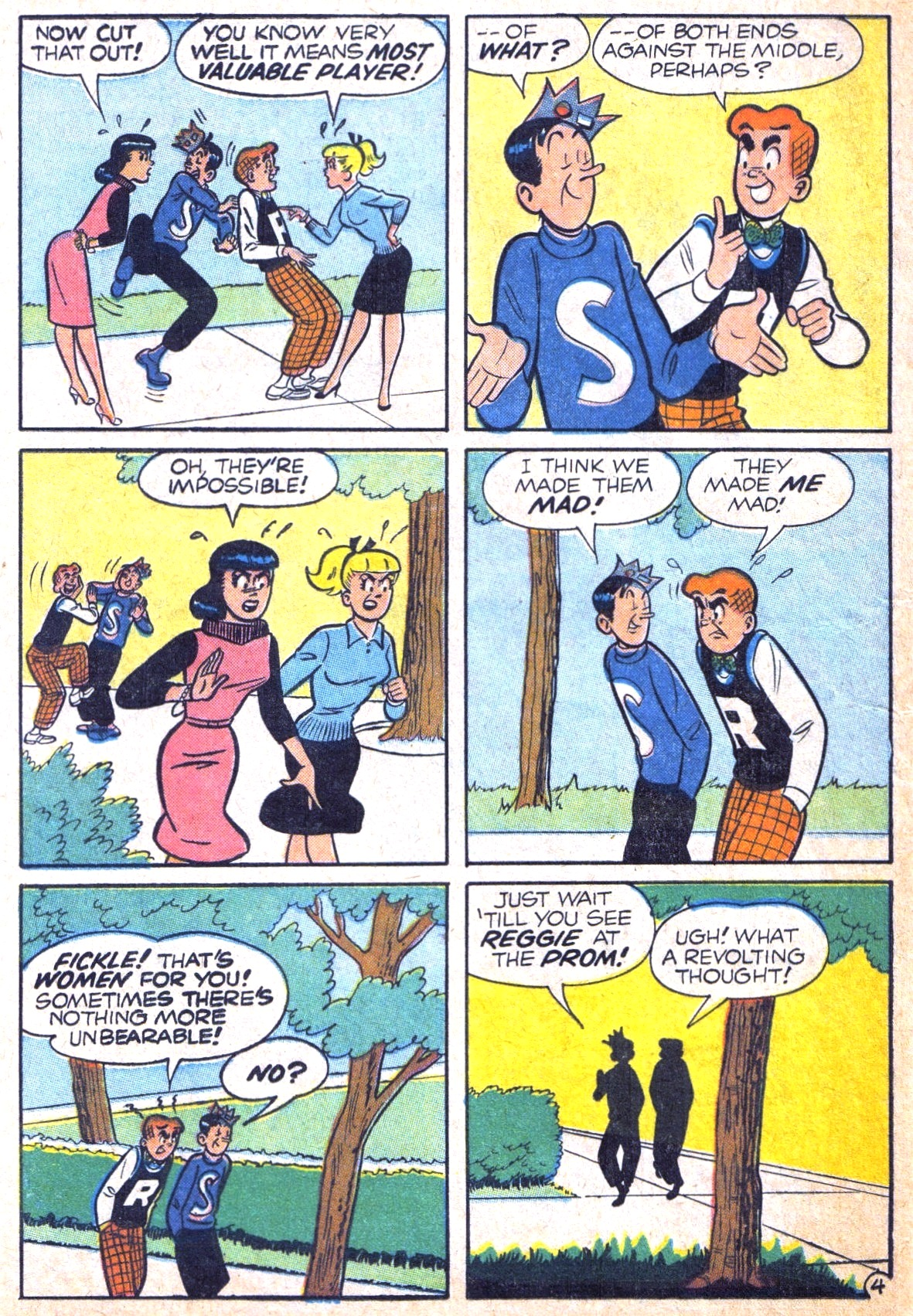 Read online Archie (1960) comic -  Issue #120 - 16