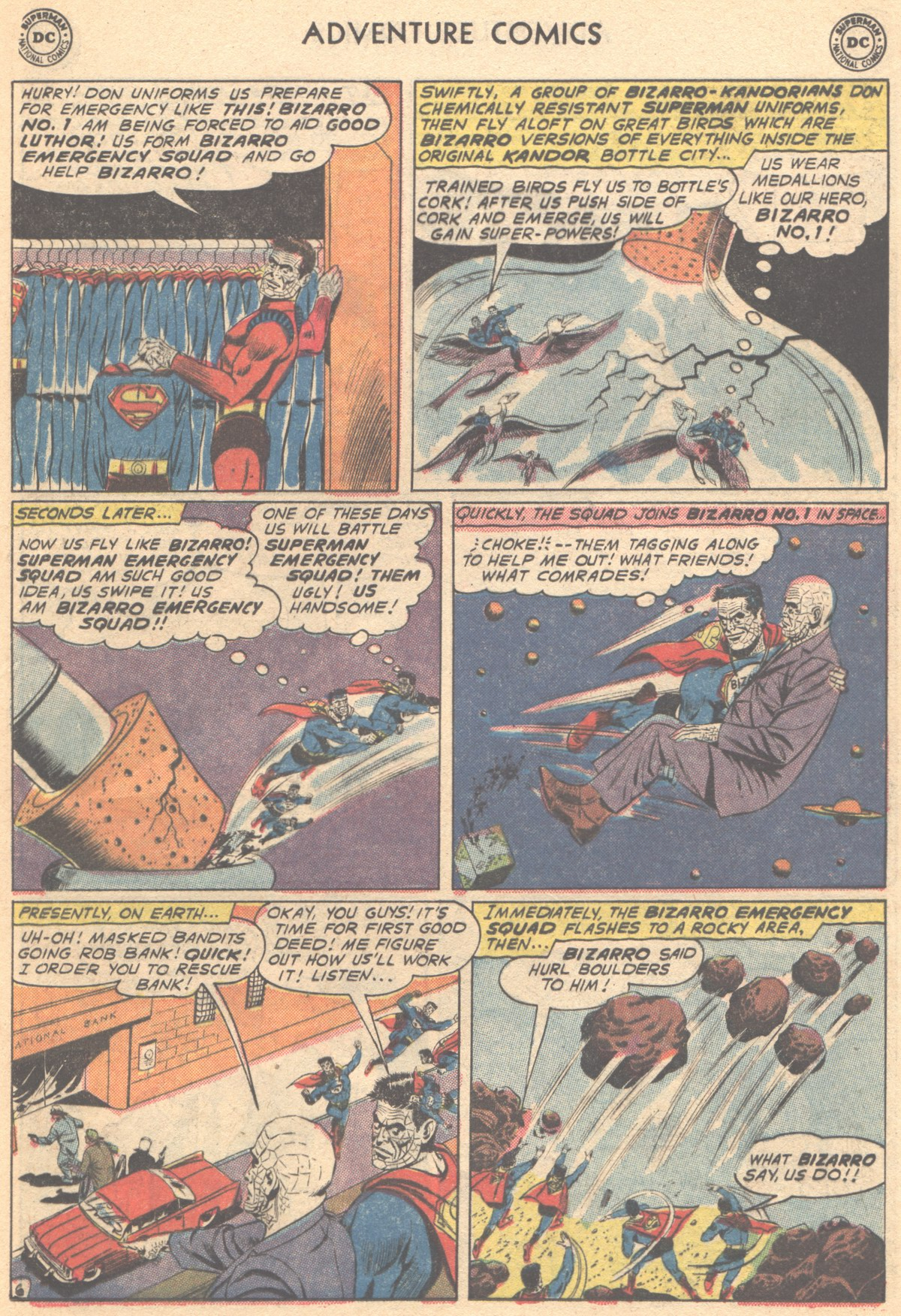 Read online Adventure Comics (1938) comic -  Issue #293 - 25