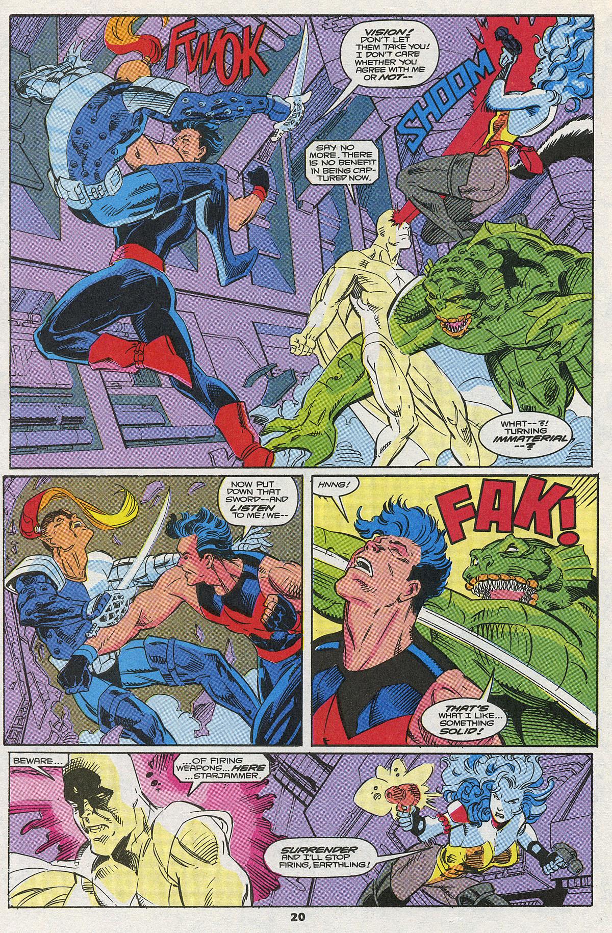Read online Wonder Man (1991) comic -  Issue #8 - 13