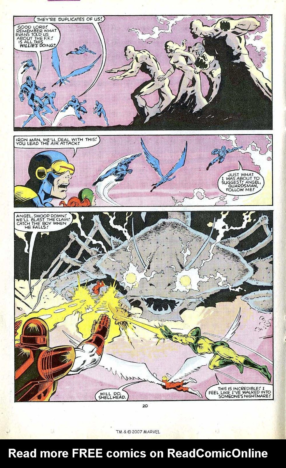 Iron Man Annual issue 8 - Page 26