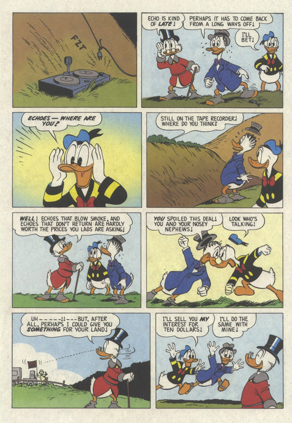 Walt Disney's Donald Duck (1952) issue 305 - Page 11