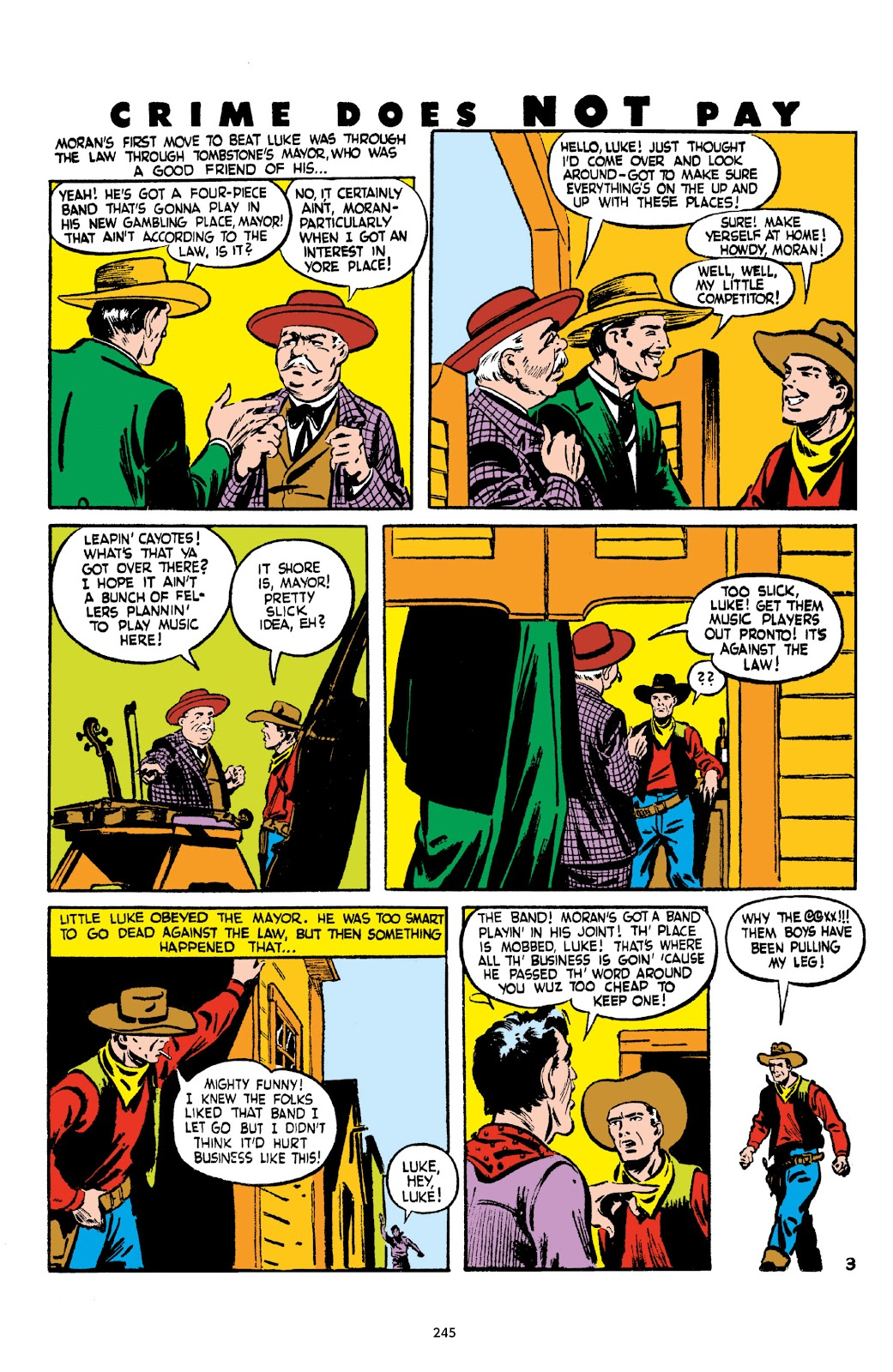 Read online Crime Does Not Pay Archives comic -  Issue # TPB 2 (Part 3) - 45